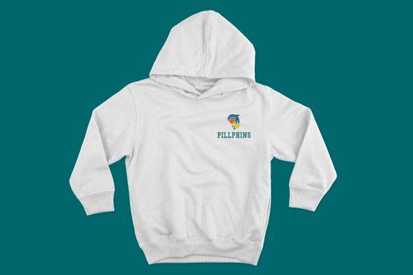 Hoodie Pillphins Logo