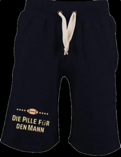 Shorts 'Die Pille für den Mann'