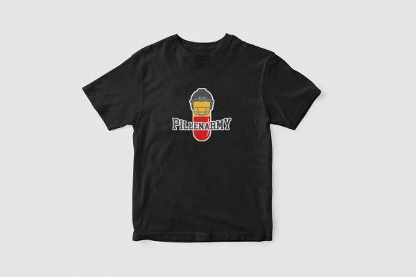 T-Shirt 'Pillenarmy Logo'
