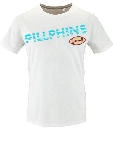 T-Shirt 'Pillphins'