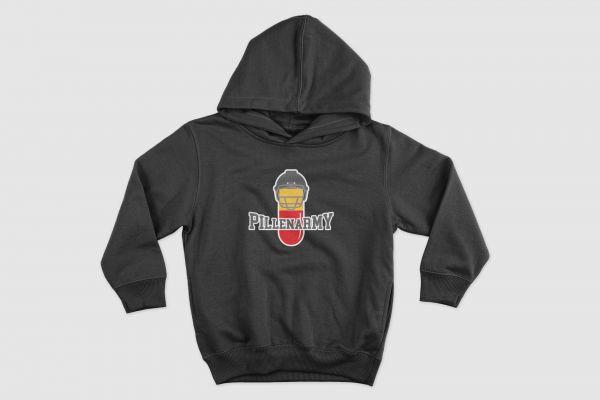 Hoodie Pillenarmy Logo