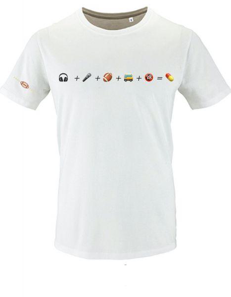 T-Shirt 'Emojis'