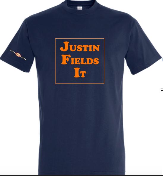 T-Shirt 'Fields it'