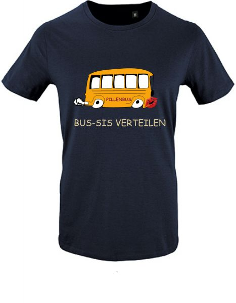 T-Shirt 'Bus-sis verteilen'