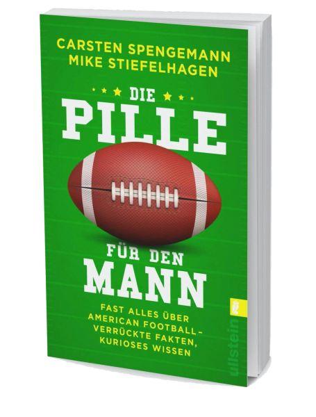 Buch 'Die Pille für den Mann'