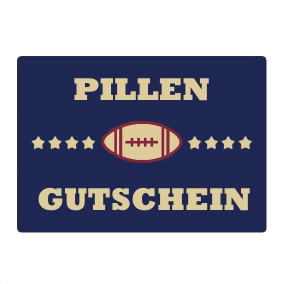 Pillenhoerer.de Gutschein-Karte
