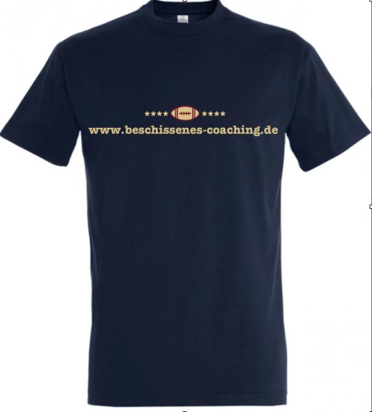 T-Shirt 'Beschissenes Coaching