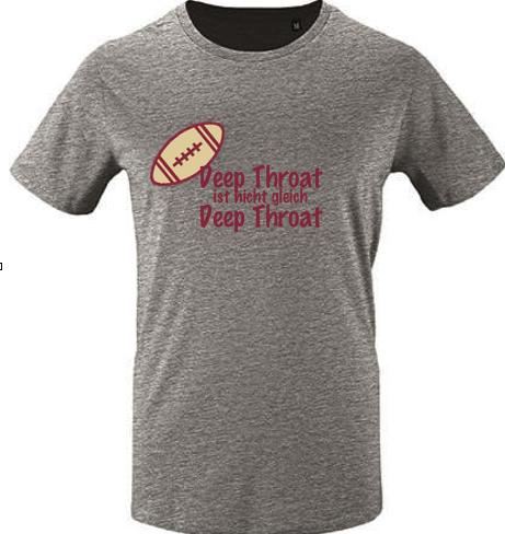 T-Shirt 'Deep Throat'