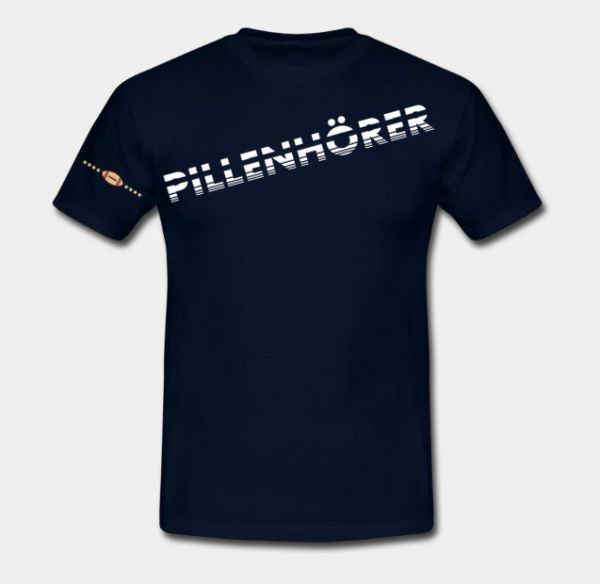 T-Shirt 'Pillenhörer'