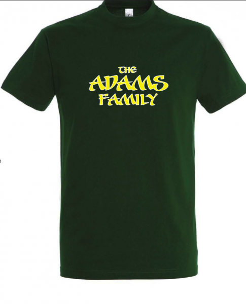 T-Shirt 'Adams Family'