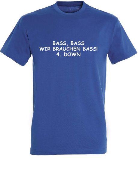 T-Shirt 'Bass'