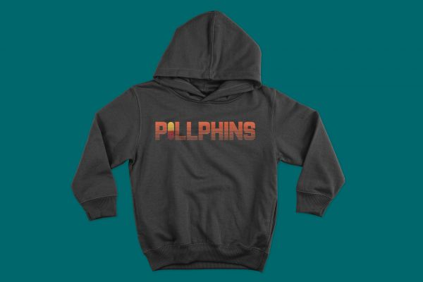 Hoodie PILLPHINS