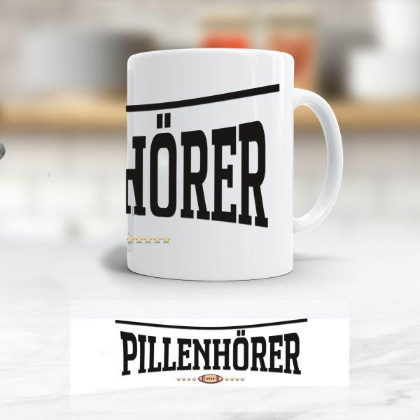 Tasse 'Pillenhörer'
