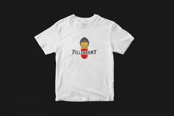 T-Shirt 'Pillenarmy Logo'