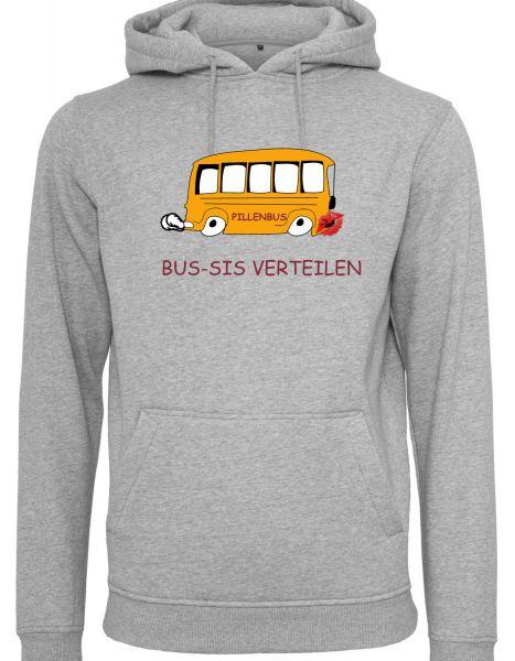 Hoodie Bus-sis verteilen