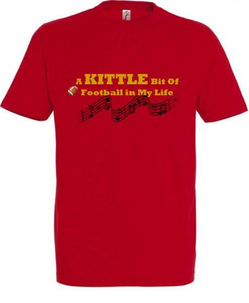 T-Shirt 'A Kittle bit'