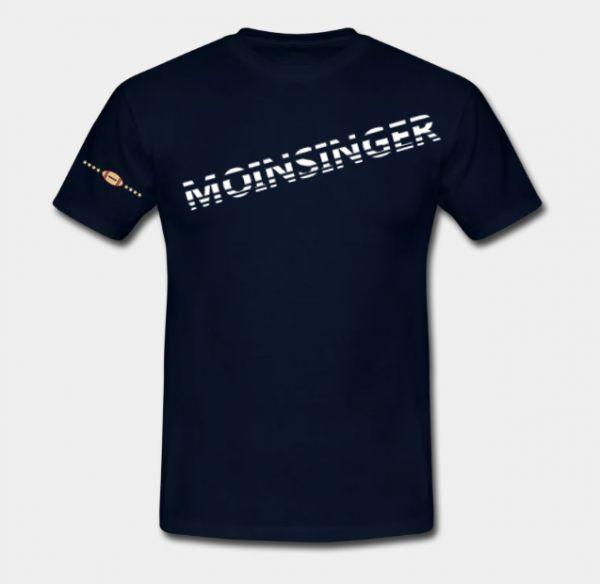 T-Shirt 'Moinsinger'