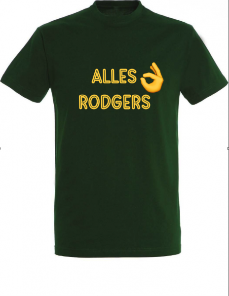 T-Shirt 'Alles Rodgers'