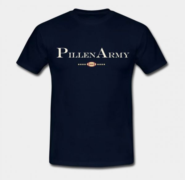 T-Shirt 'Pillenarmy'