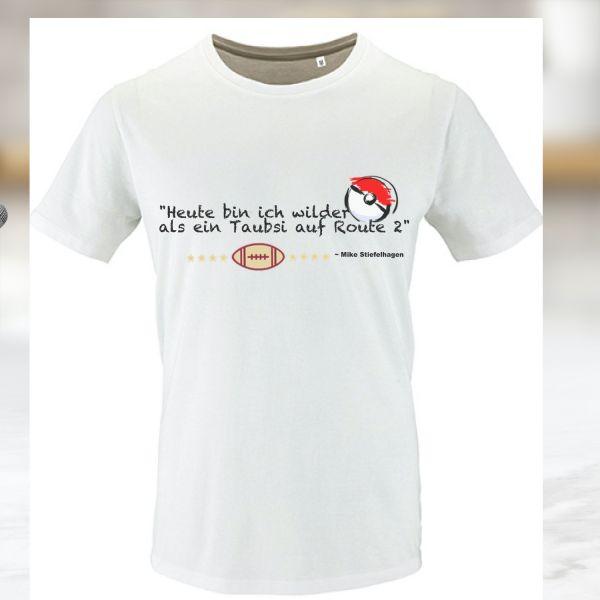 T-Shirt 'Heute bin ich wilder'