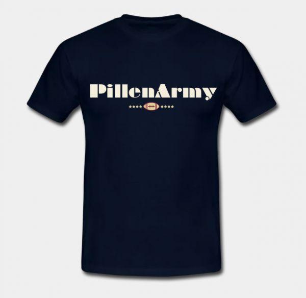 T-Shirt 'Pillenarmy'